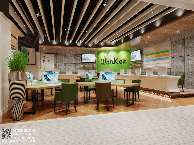 杭州网咖装修公司分享杭州网咖装修的经验